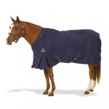 Horse Blanket Mid Weight Navy