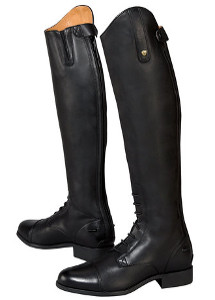 Ariat Contour Field Zip #10010174 Black